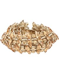 Givenchy | Green Strass Crystal Bracelet-colorless | Lyst