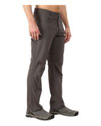 Patagonia - Gray Utility Duck Pant - Regular for Men - Lyst