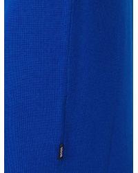 BOSS - Blue 'bakar-e' Sweater for Men - Lyst