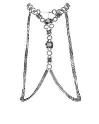 ASOS - Multicolor Premium Precious Body Harness - Lyst