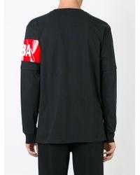 Hood By Air - Black Long Sleeve T-Shirt for Men - Lyst
