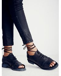 Free People - Blue Point Breeze Oxford - Lyst