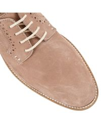 Lotus - Brown Banwell Lace Up Casual Oxford Shoes for Men - Lyst