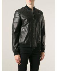 Belstaff | Black 'Stockdale' Jacket for Men | Lyst