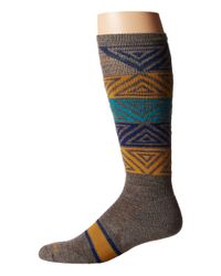 Smartwool - Gray Phd Slopestyle Light Switch Alley-oop for Men - Lyst