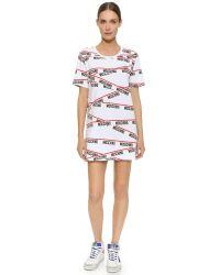 Moschino - Multicolor Dress - Multi - Lyst