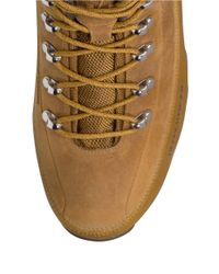 Helly Hansen White The Forester Hiking Boots for men