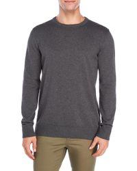 Wesc | Gray Anwar Knitted Sweater for Men | Lyst