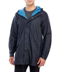 Bench | Blue Stationary Zip-Up Jacket for Men | Lyst