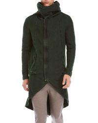 Incarnation - Green Hooded Jacket - Lyst