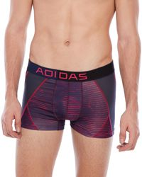 Adidas Originals | Purple Stay Cool Mesh Trunks for Men | Lyst