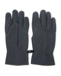 Weatherproof - Gray Windstopper Fleece Gloves for Men - Lyst