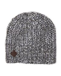 Cole Haan   Multicolor Shaker Stitch Hat   Lyst