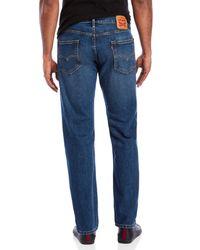 Levi's - Blue Rooster 505 Regular Fit Jeans for Men - Lyst