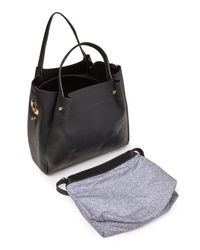 Urban Expressions - Black Matiz Bag-in-bag Tote - Lyst