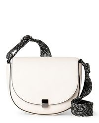 French Connection - Multicolor Barely Sugar Mia Saddle Bag - Lyst