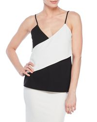 Finders Keepers - Black Hold Us Wrap Top - Lyst