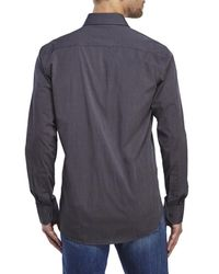 Tocco Toscano - Multicolor Dobby Sport Shirt for Men - Lyst
