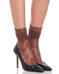 Wolford - Multicolor Lilie Socks - Lyst