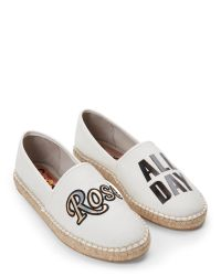 Circus by Sam Edelman - Off White Rosé All Day Leni Espadrille Flats - Lyst