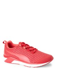PUMA | Red Ignite Xt Graphic Sneakers | Lyst