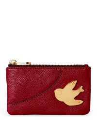 Marc By Marc Jacobs | Red Merlot Petal To The Metal Key Pouch | Lyst