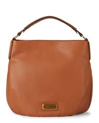 Marc By Marc Jacobs | Brown Maple Tan Hillier Hobo | Lyst
