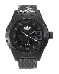 Adidas Originals | Adh3042 Black Newburgh Watch for Men | Lyst