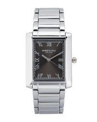 Kenneth Cole - Metallic 10031344 Silver-Tone Watch - Lyst