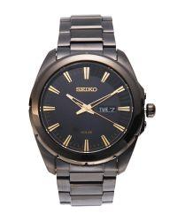 Seiko | Multicolor Sne417 Gunmetal Watch for Men | Lyst