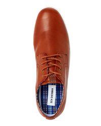 Ben Sherman | Brown Tan Preston Oxford Sneakers for Men | Lyst