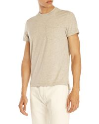 Kenneth Cole - Multicolor Chest Pocket Tee for Men - Lyst