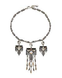 Lulu Frost - Multicolor Citadel Cascade Necklace - Lyst