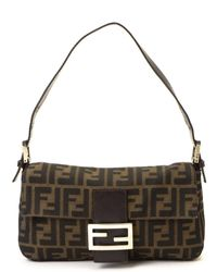 Fendi | Brown Chef Bag | Lyst