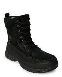 Ugg - Black Archibald Waterproof Snow Boots for Men - Lyst