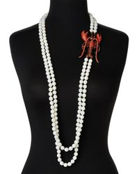 Heidi Daus - Multicolor Long Lobster Necklace - Lyst