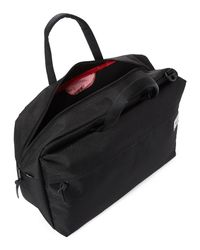 Herschel Supply Co. Black Sandford Messenger Bag for men