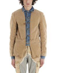 Greg Lauren Natural Ollie Jacket for men