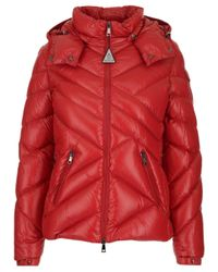 """Moncler Red Piumino Rosso """"bagaud"""""""