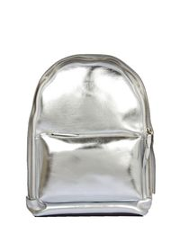 3.1 Phillip Lim - Metallic Leather Backpack - Lyst