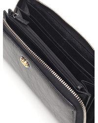 Gucci Black GG Zipped Wallet for men