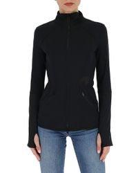 Adidas By Stella McCartney Black Track Jacket