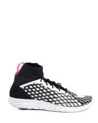 Nike - Black Free Hypervenom Iii Flyknit Sneakers - Lyst