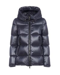 Moncler Blue Padded Down Jacket