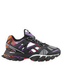 Reebok Multicolor Dmx Trail Shadow Sneakers for men