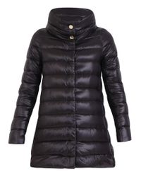 Herno Black Amelia Down Jacket