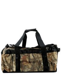 """The North Face Brown """"base Camp M"""" Duffel for men"""