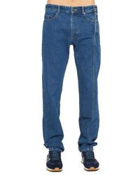 Y. Project - Blue Side Seam Jeans for Men - Lyst