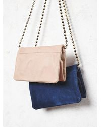 Free People - Natural Duet Crossbody - Lyst