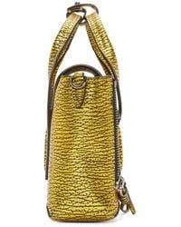 3.1 Phillip Lim | Metallic Gold Mini Pashli Satchel | Lyst